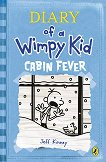 Diary of a Wimpy Kid - book 6: Cabin Fever - Jeff Kinney -