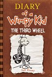 Diary of a Wimpy Kid - book 7: The Third Wheel - Jeff Kinney -