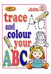 Trace and colour your ABC - книга
