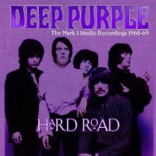 Deep Purple - Hard Road: The Mark 1 Studio Recordings (1968-69) - Box set of 5 CD - албум
