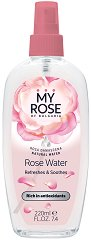 My Rose Refreshing Rose Water - Розова вода за лице и тяло - гел