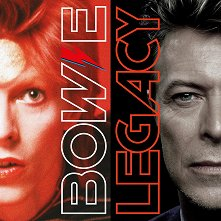 David Bowie Legacy - The very best of - 2 CD Deluxe - албум