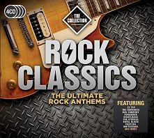 The Collection Rock Classics - 4 CDs - албум