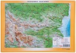 Fototapet Karta Na Blgariya Fototapeti Geografski Karti 01416